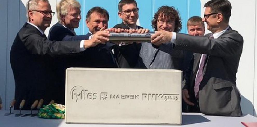 Maersk construirá primer almacén frigorífico en San Petersburgo