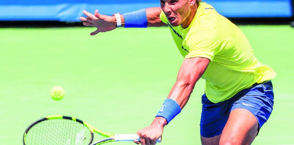 Rafael Nadal, indestructible