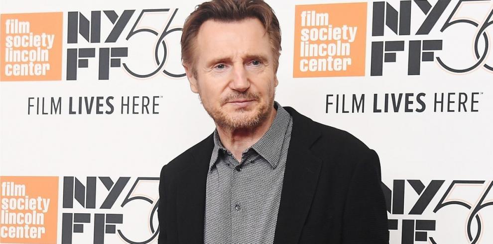 Liam Neeson explica que trató de matar a un