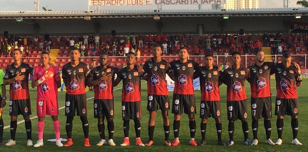 Sporting San Miguelito arranca con goleada en Clausura del fútbol panameño