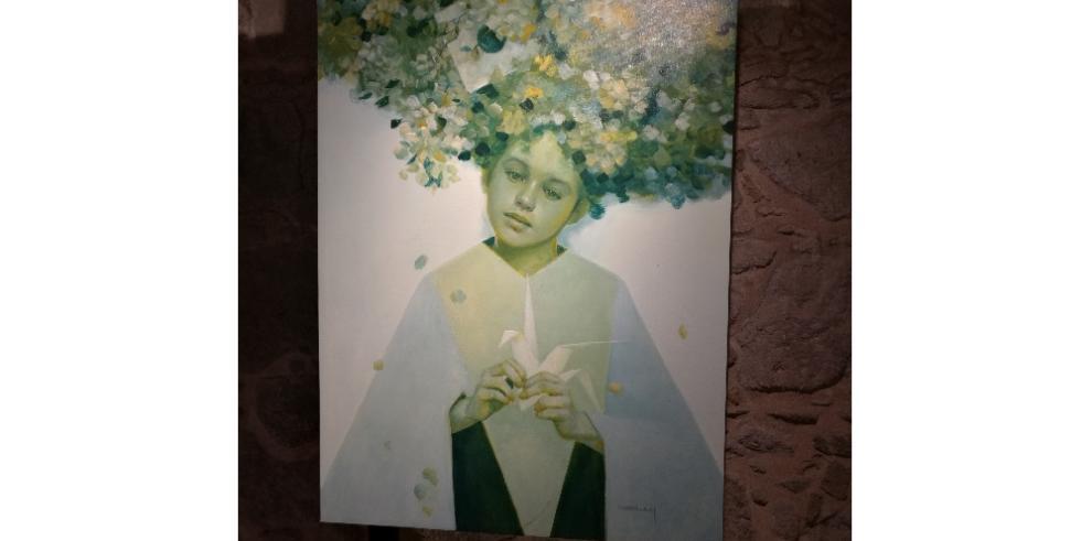 Colectivo de artistas Fusión 10 exhibe realismo y surrealismo en el Casco Viejo