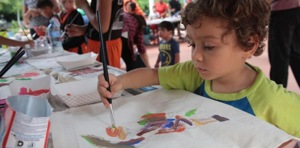 Los niños y la conciencia ecológica
