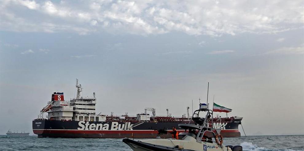 Irán advierte contra escalar la tensión por la captura de petrolero británico