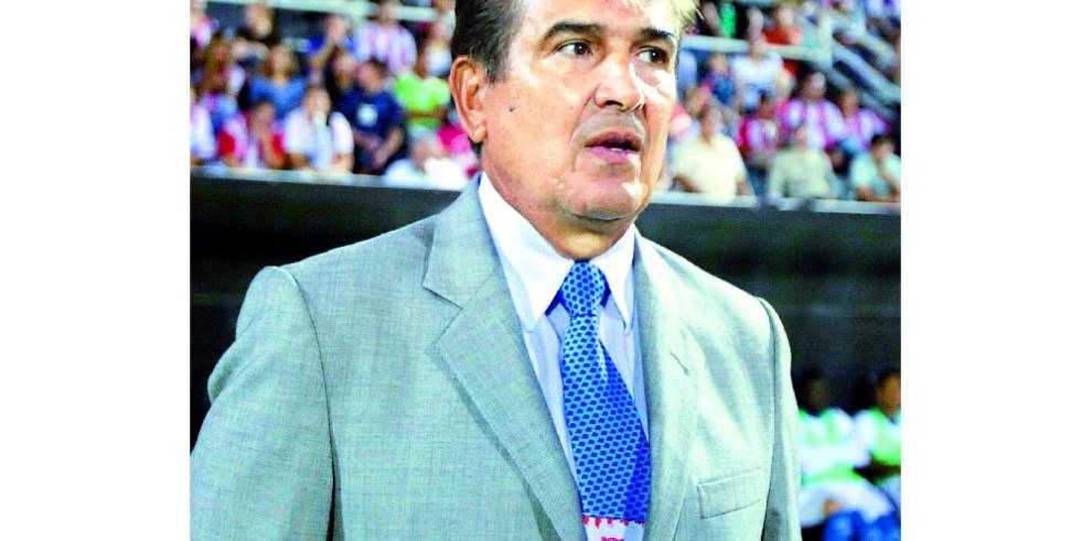 Exmundialista Jorge Luis Pinto descarta dirigir la selección de Panamá