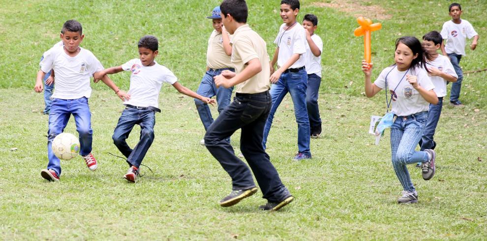 Celebrando a los niños de Panamá