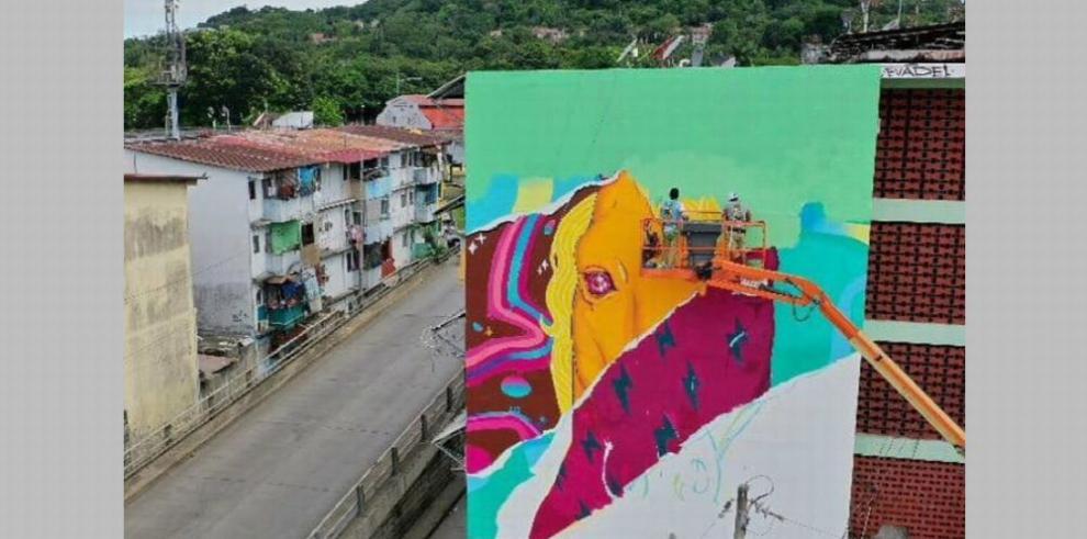 Polémica ideológica en Curundú termina en censura artística