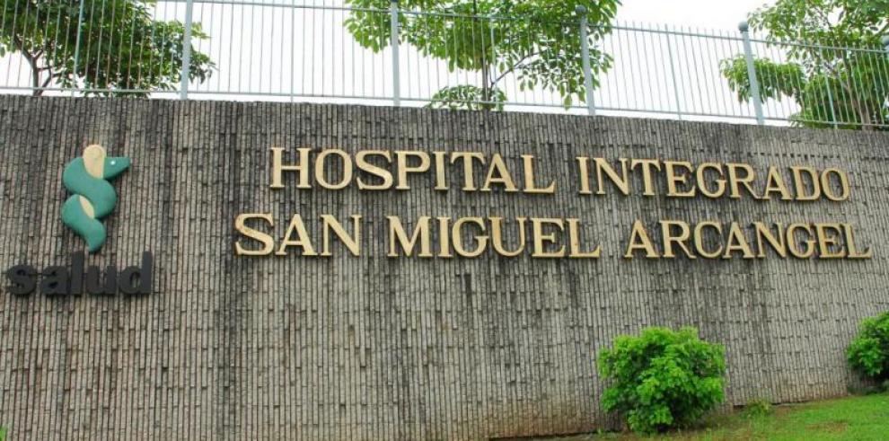 Bomberos descartaron fuga de gas en el Hospital San Miguel Arcángel