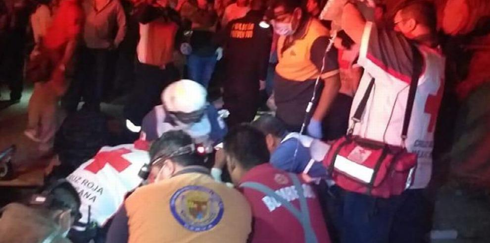 Parlacen pide a México investigar fatal accidente que dejó 23 migrantes muertos
