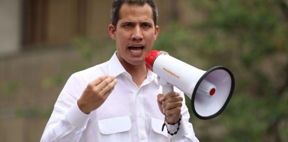 Guaidó anuncia una gira por el país y nuevas movilizaciones