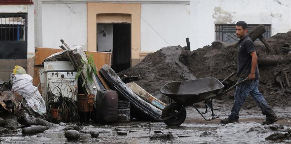 Desbordamiento de río en el oeste de México deja 2 muertos y 5 desaparecidos