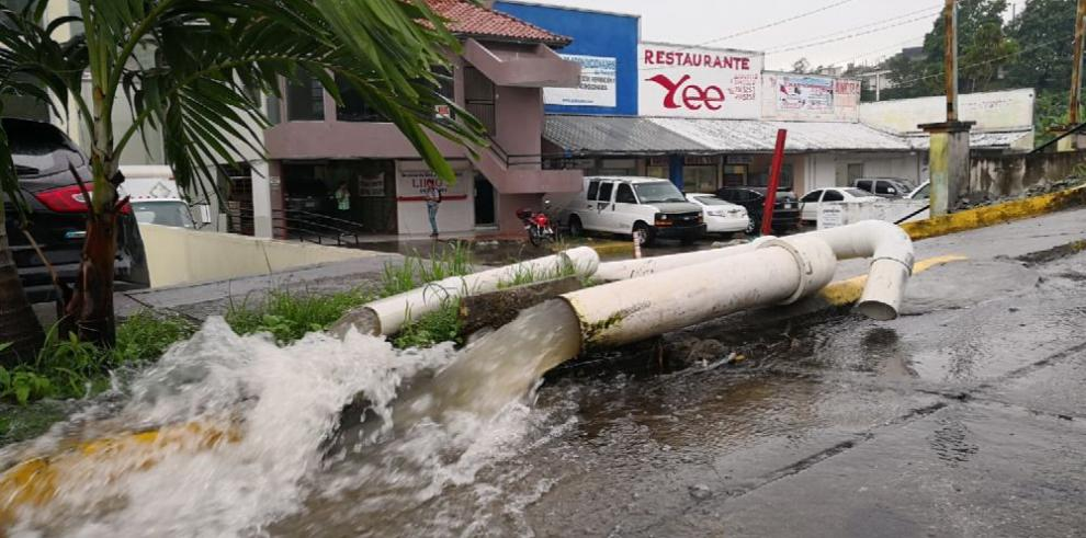 PH de Limajo, aún sin apoyo del MOP ante inundaciones