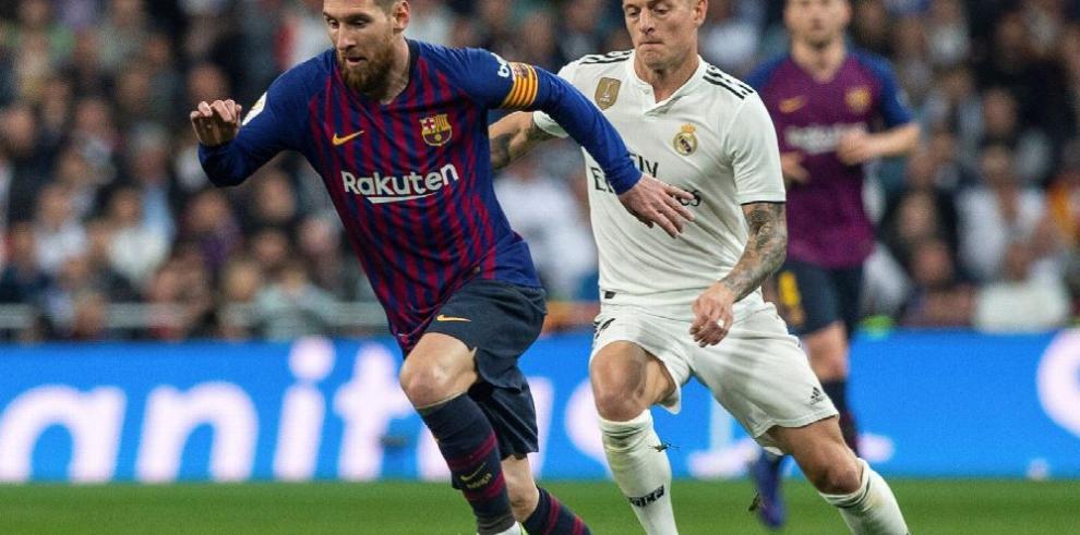 Real Madrid se juega LaLiga hoy. Barcelona sale a sellar el título y dejar fuera a los blancos