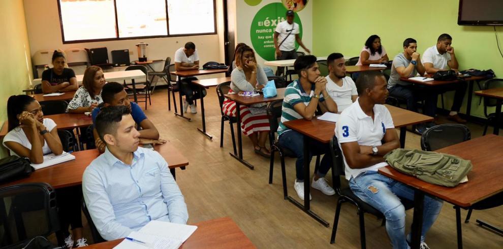 Más de 1,800 capacitaciones impartirá el Inadeh en el primer periodo del 2019