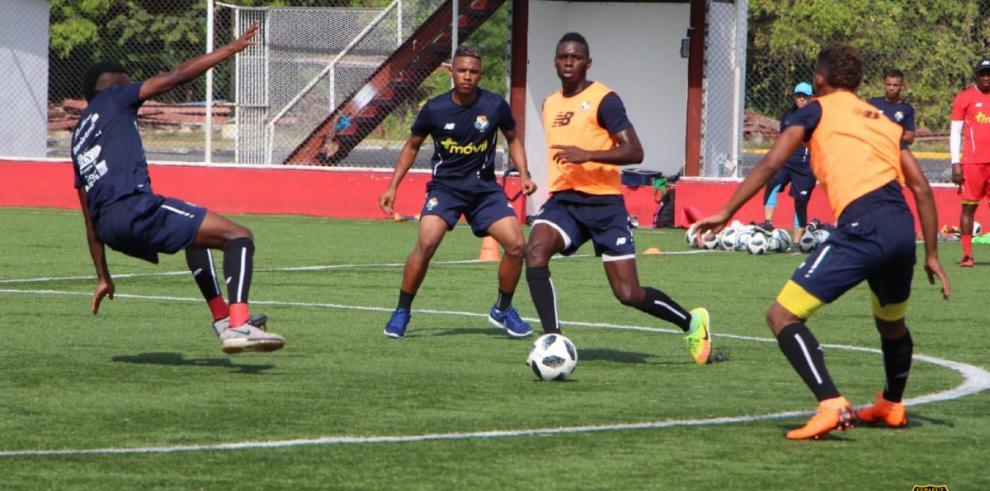 Selección sub'20 de Panamá reinicia trabajos para el Mundial de Polonia
