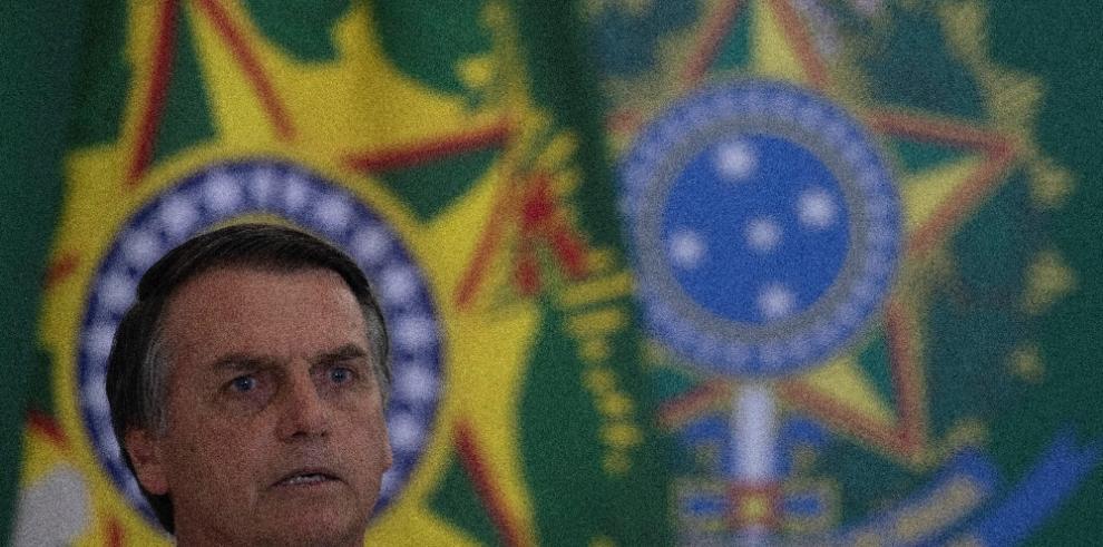 Bolsonaro admite