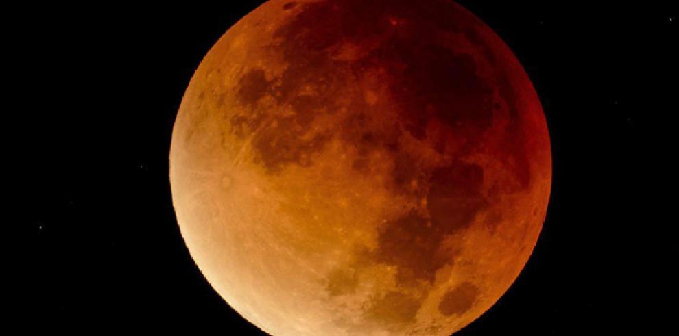 Primer eclipse total de la luna, será días antes de la JMJ