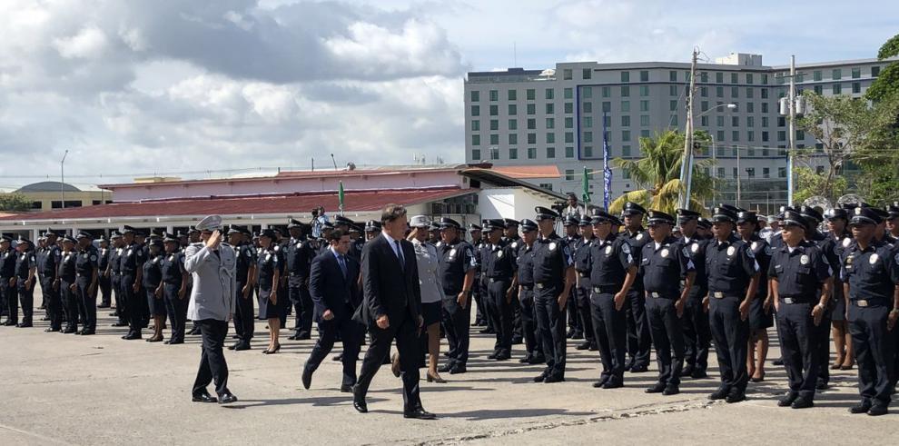 Policía asciende a más de 4 mil unidades a nivel nacional