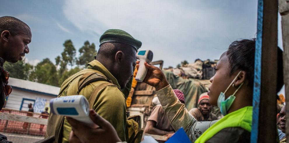 La República Democrática del Congo empieza a combatir el ébola como emergencia internacional