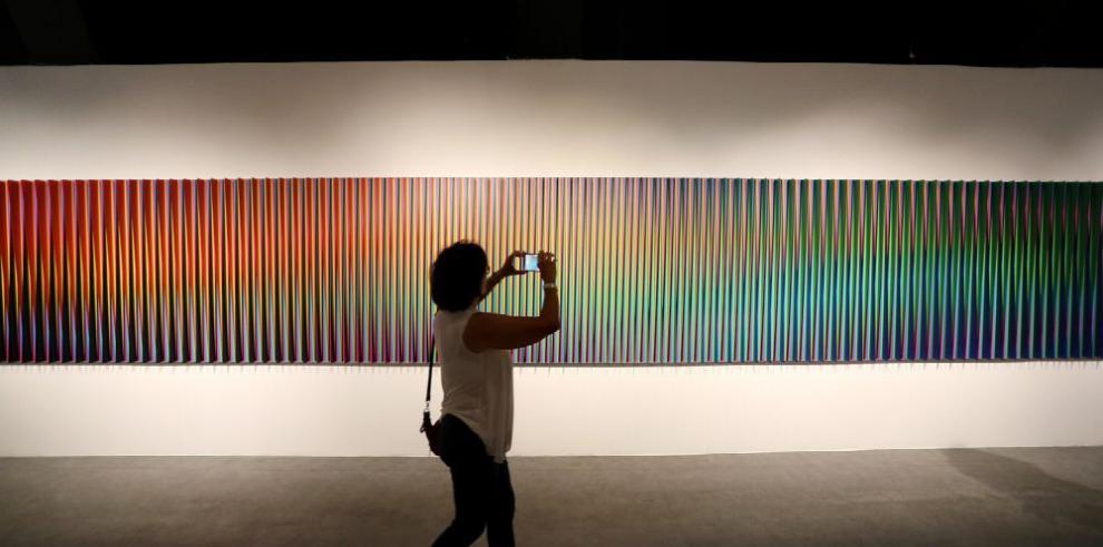 Cruz-Diez y el pulso creativo en el lenguaje del color