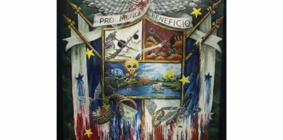 Elsy Acosta: 'Un personaje para narrar la disciplina pictórica que nunca morirá'