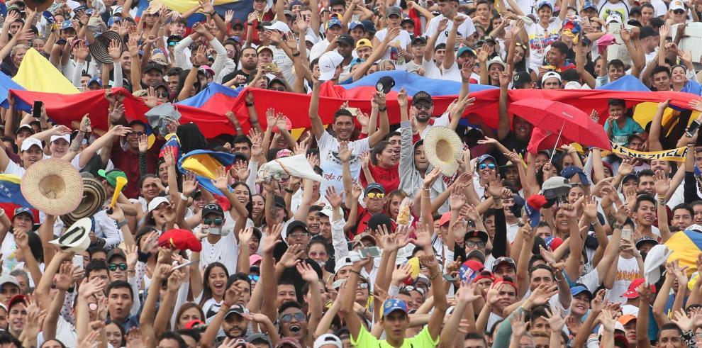 National Geographic trasmitirá en vivo 'Venezuela AID Live'