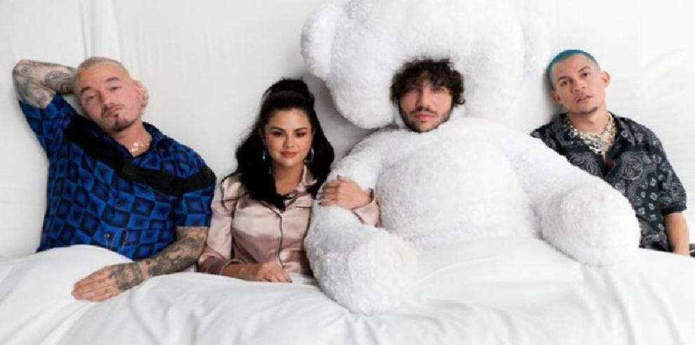 Selena Gómez y J Balvin colaboran por primera vez en una canción