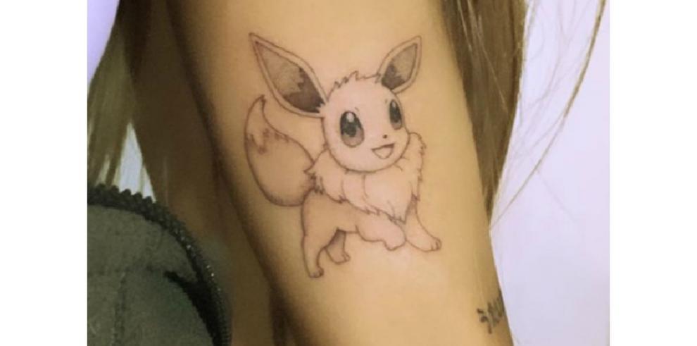 Ariana Grande luce un nuevo tatuaje: ¿de qué se trata?