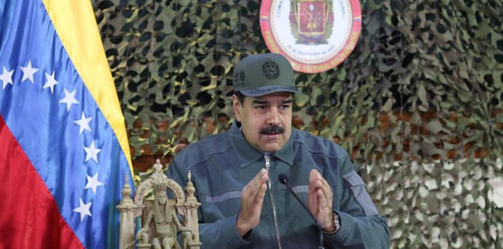 El antichavismo pone bases legales a cruzada por desalojar a Maduro del poder