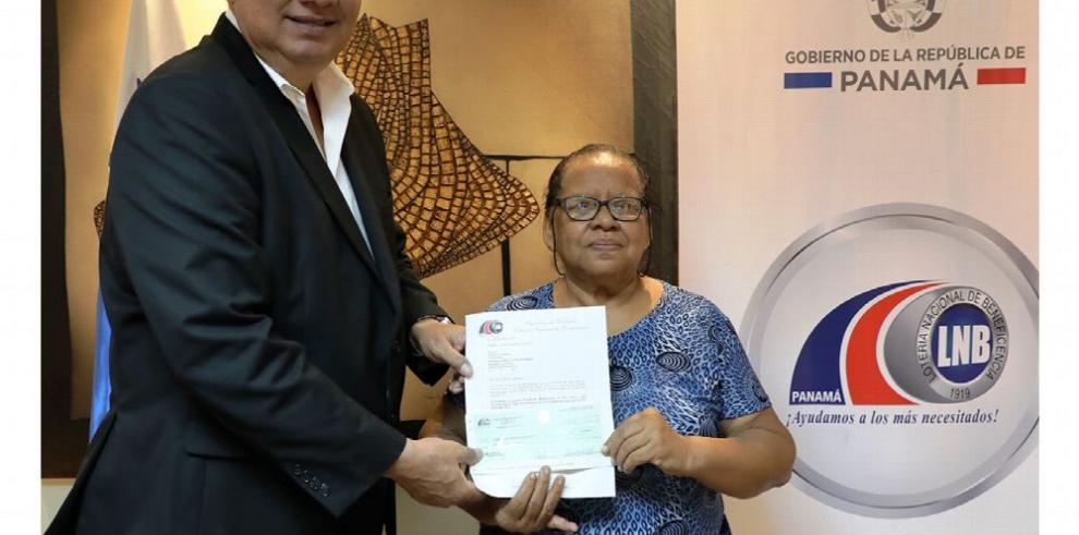 Lotería Nacional de Beneficencia apoya a peregrinos