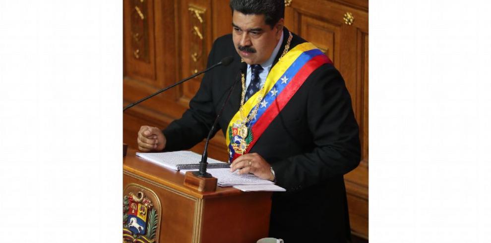 Caracas sancionará a funcionarios que detuvieron a Guaidó