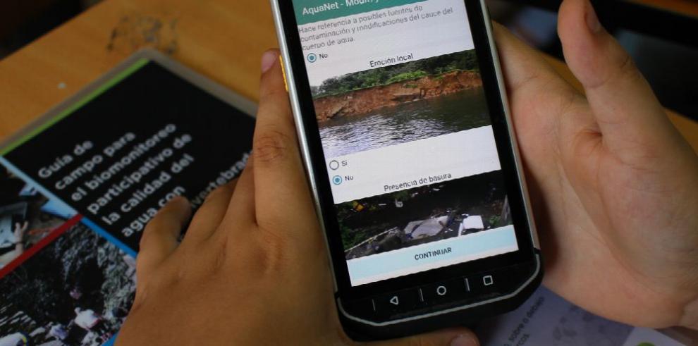 Ciencia y tecnología para medir la calidad del agua en Panamá