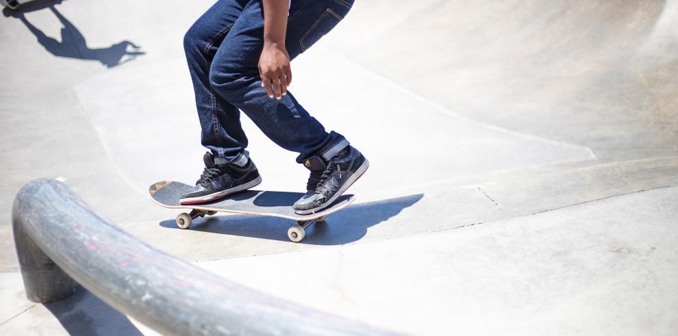 Un parque de patinaje para seguir con la vida en la guerra en Siria