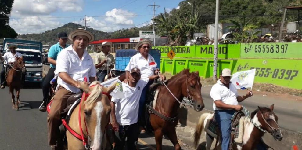 Los productores volvieron a las calles y reciben respaldo