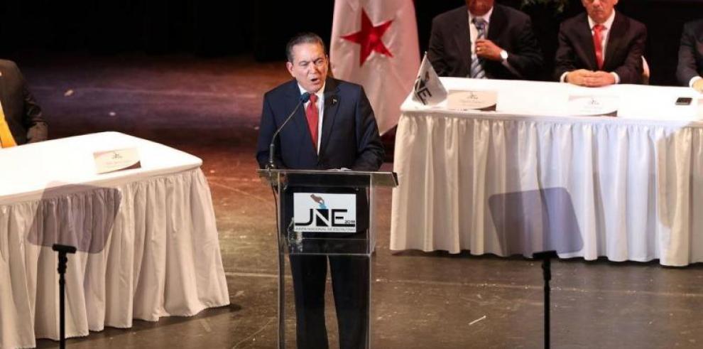 Cortizo, el presidente que quiere sacar a Panamá de las listas grises