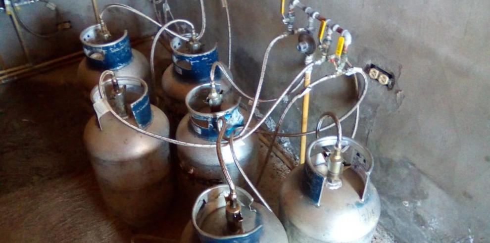 Acodeco detecta en Chiriquí hotel que utilizaba cilindros de gas de 25 libras