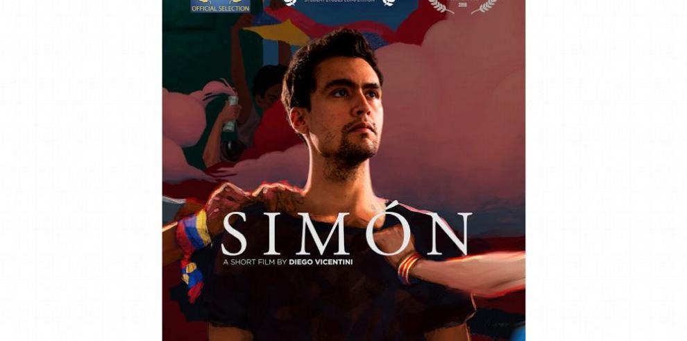 'Simón', el rostro de la resistencia venezolana