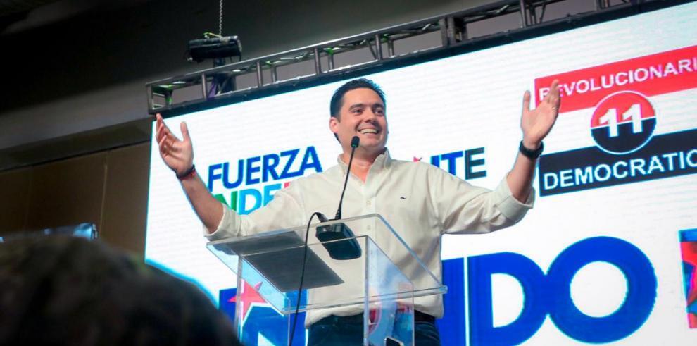 Carrizo: jóvenes serán pilar en gobierno de Cortizo