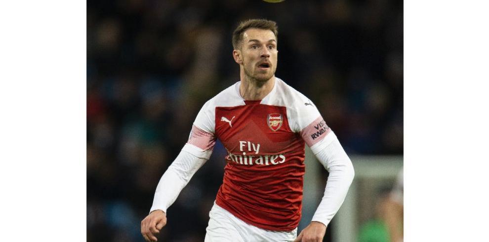 Ramsey se va a la 'Juve' hasta el año 2023