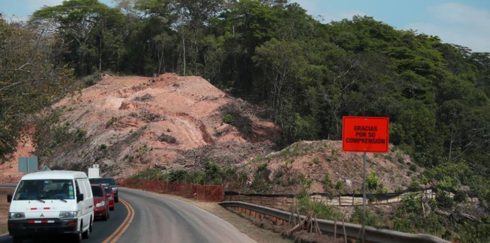 Madera de la Ave. Omar Torrijos queda en el limbo