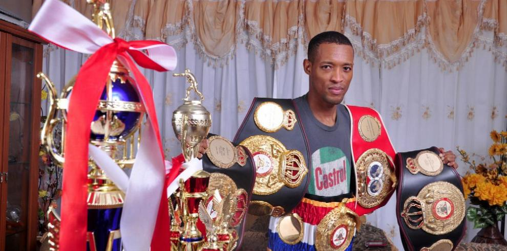 'Chemito' y 'La Araña', entre los mejores campeones panameños