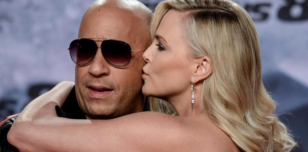 Vin Diesel revela que Charlize Theron y Helen Mirren vuelven a Rápido y Furioso