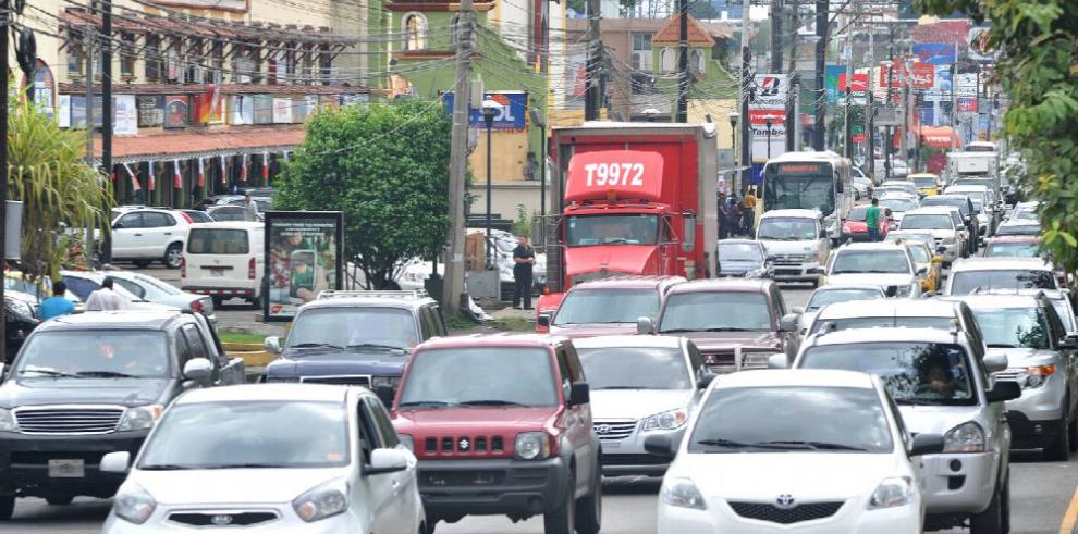 Tráfico, un peso nocivo en la economía de los ciudadanos