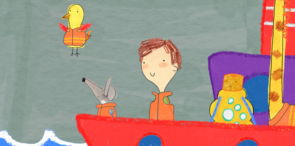 "Hoy Nat Geo Kids presenta maratón de ""Pablo"""