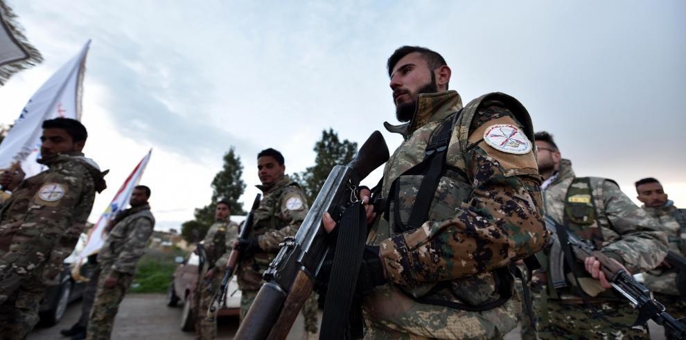 Yazidíes liberados de EI en Siria mientras se esperan más rescates de civiles