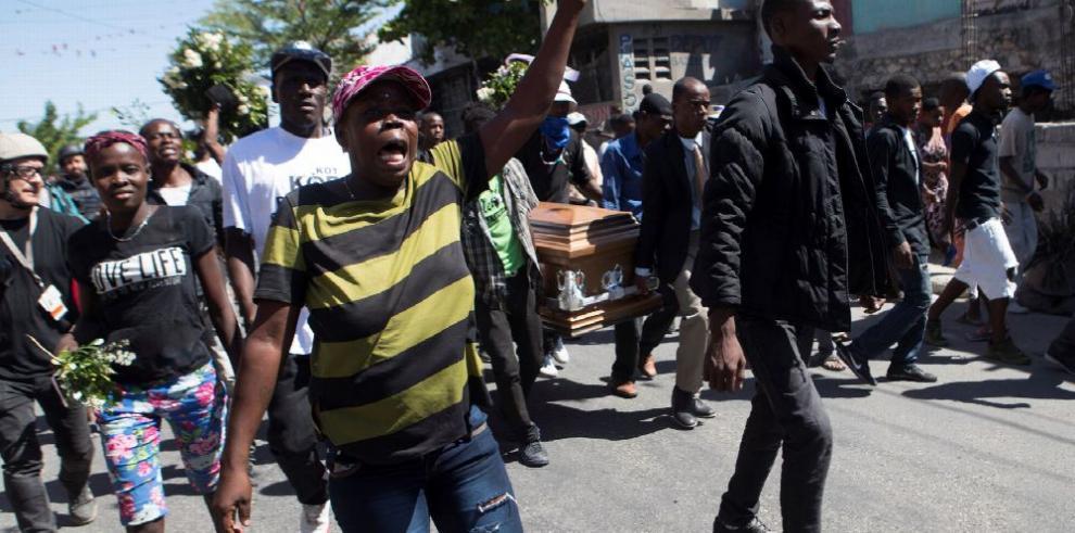 Haití continúa sumido en protestas contra gobierno