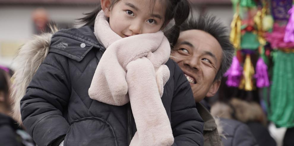 Millones de niños que crecen sin padres: la otra cara de la migración china