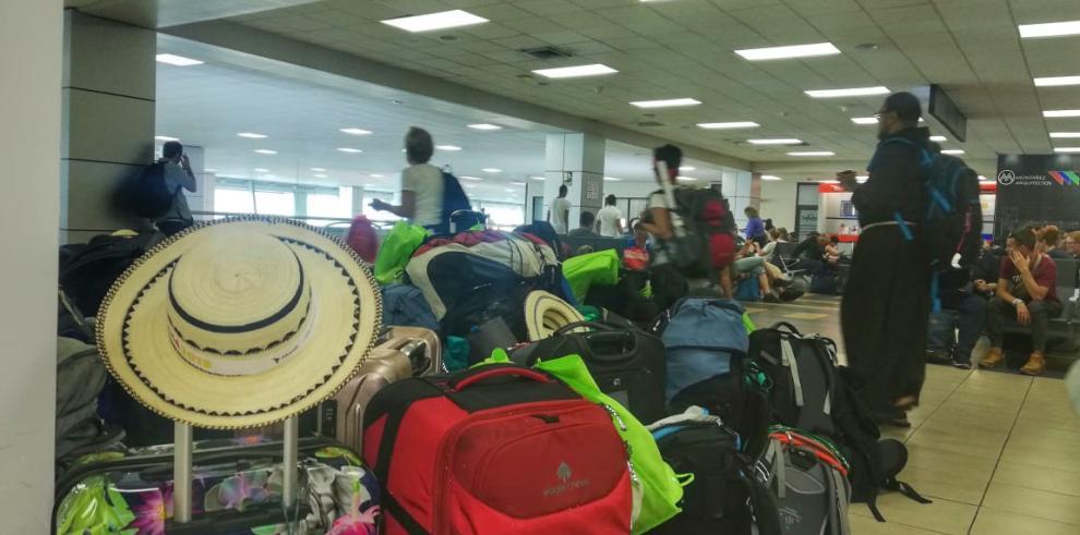 Migración confirma salida de 38 mil 023 peregrinos de la JMJ
