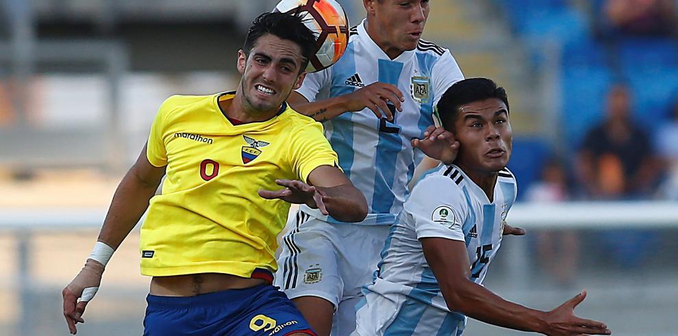 Ecuador repite triunfo sobre Argentina en el debut de ambas en hexagonal