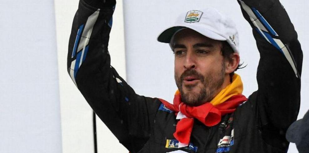 Alonso regresa, de nuevo, en Florida: en las 1.000 Millas de Sebring