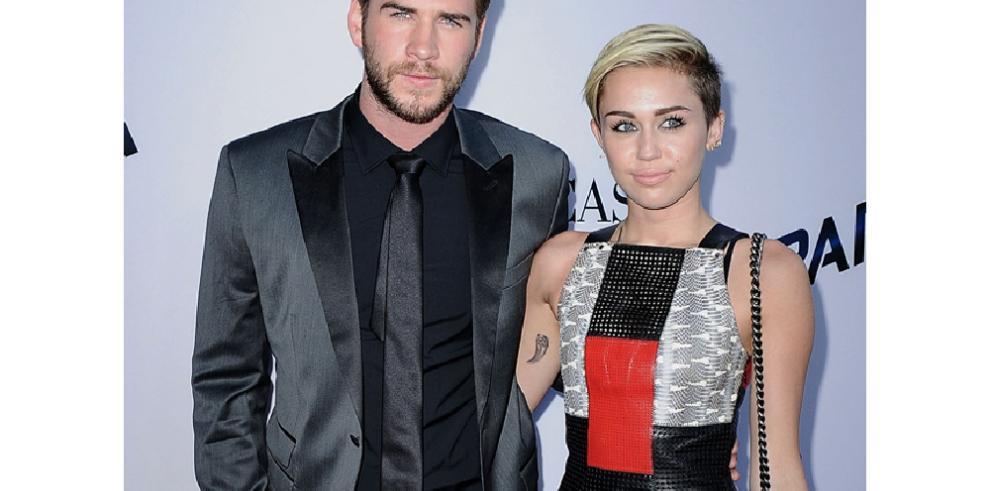 Liam Hemsworth se siente 'muy afortunado' de estar casado con Miley Cyrus